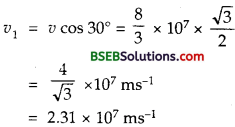 Bihar Board Class 12th Physics Solutions Chapter 4 Moving Charges and Magnetism - 21