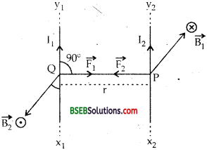 Bihar Board Class 12th Physics Solutions Chapter 4 Moving Charges and Magnetism - 36