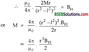 Bihar Board Class 12th Physics Solutions Chapter 5 Magnetism and Matter - 37