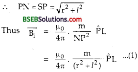 Bihar Board Class 12th Physics Solutions Chapter 5 Magnetism and Matter - 50