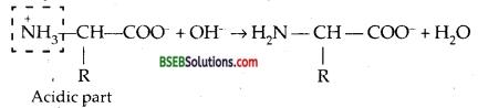 Bihar Board Class 12 Chemistry Solutions Chapter 14 Biomolecules 15