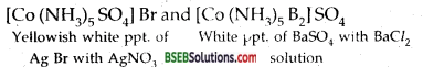 Bihar Board Class 12 Chemistry Solutions Chapter 9 Coordination Compounds 23