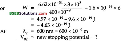 Bihar Board Class 12th Physics Solutions Chapter 11 Dual Nature of Radiation and Matter - 67