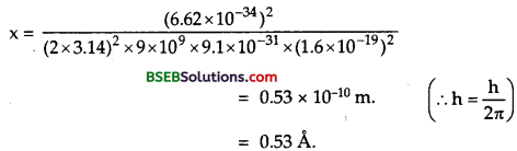 Bihar Board Class 12th Physics Solutions Chapter 12 Atoms - 23