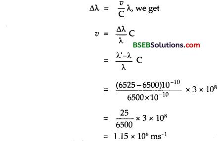 Bihar Board Class 12th Physics Solutions Chapter 10 Wave Optics 54