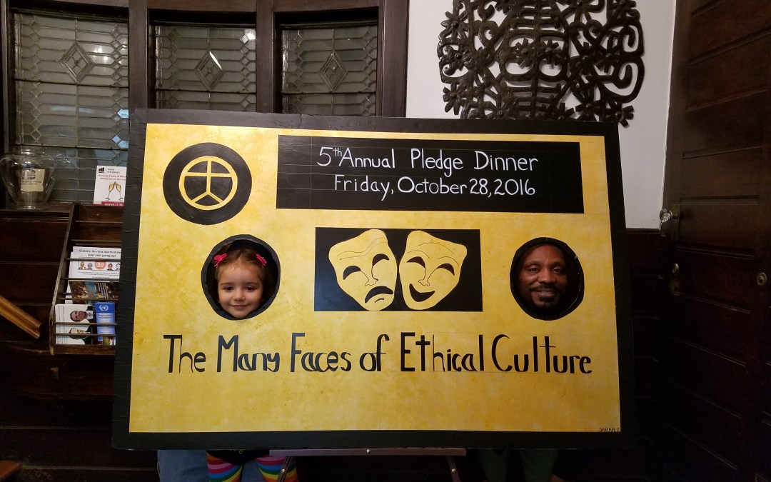 Pictures from our Pledge Dinner Party 2016