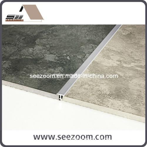t shape aluminum ceramic tile trim