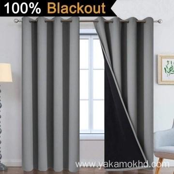 blackout curtains short window curtains