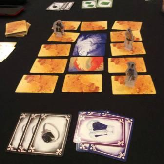 Playing Hoard compressed