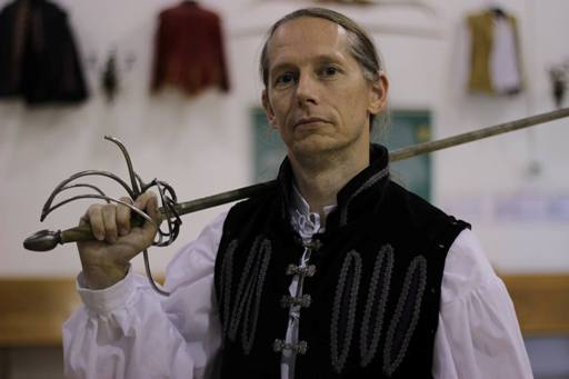 Rapier and jacket smaller