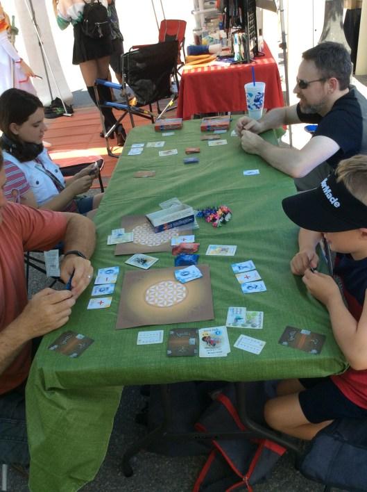 Mathemagician's Duel - 2 games!