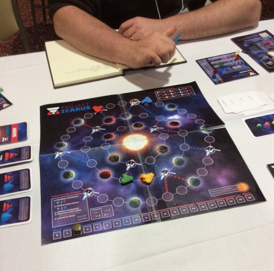 Project Icarus Space Mining game