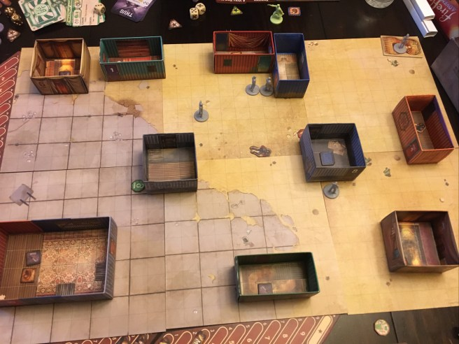 Brigand and Browncoats - negotiating for the end of the game