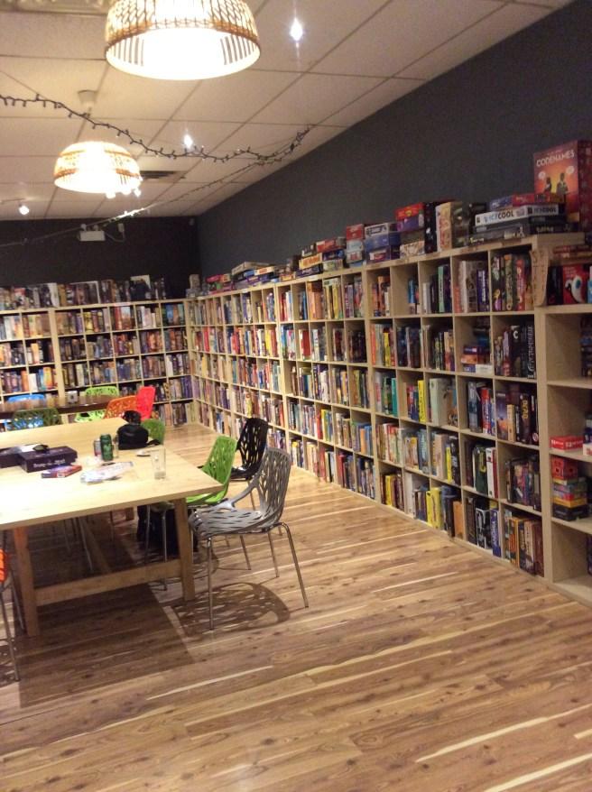 Mancala Monk's Game Shelves
