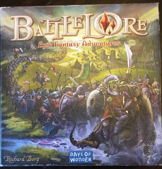 BattleLore box cover