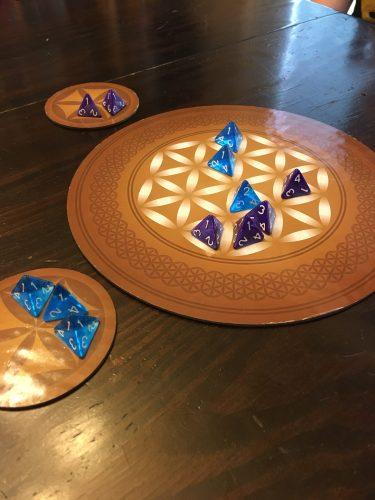 Sinoda board, 2 player