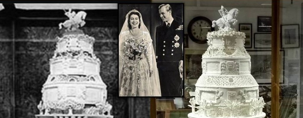 The Queen's Replica Wedding Cake Restoration Project