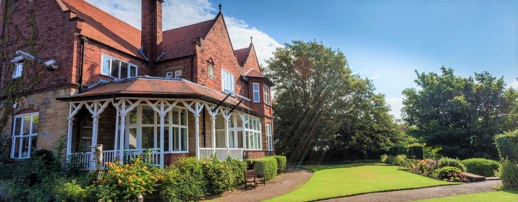 Residential Skills School @ Cober Hill in October 2018