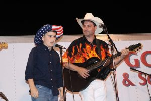 38th Beef & Music Festival @ Barham-Sowers Field