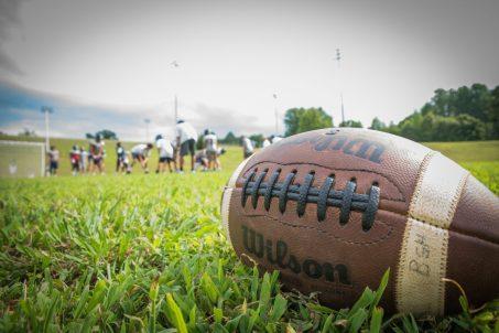 BSH football practice
