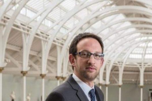 Dr Sam Alberti - Poynter Lecturer 2016