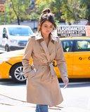 16 stylish coats inspired by selena gomezs perfect wardrobe 1