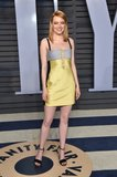 emma stone wore the simple minidress youve always wanted to own to the afterparty 1