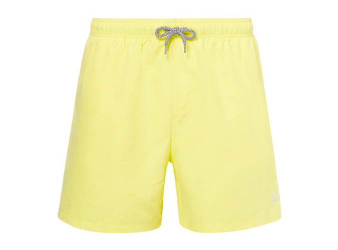 Tu Yellow Swim Shorts