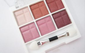 L.A. Colors 6 Color Eyeshadow Palette Delicate Featured Image
