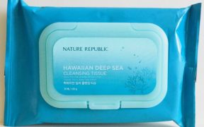 Nature Republic Hawaiian Deep Sea Cleansing Tissues Feature