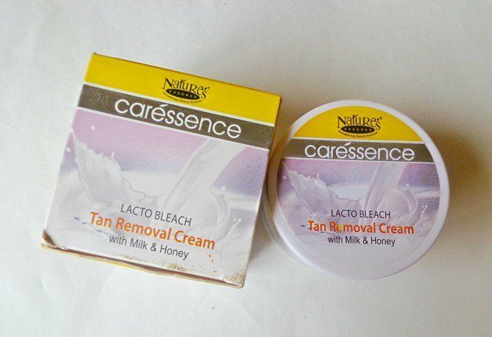 Coloressence Lacto Bleach Tan Removal Cream
