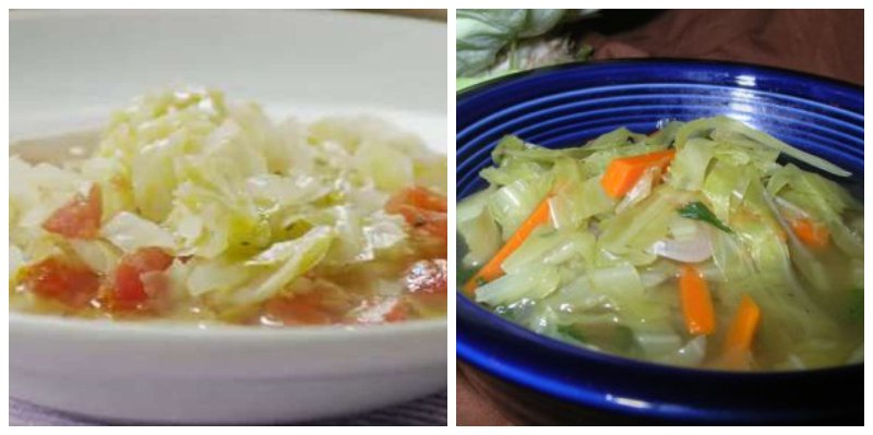 Cabbage Soup Diet Plan For Weight Loss Cabbage Soup