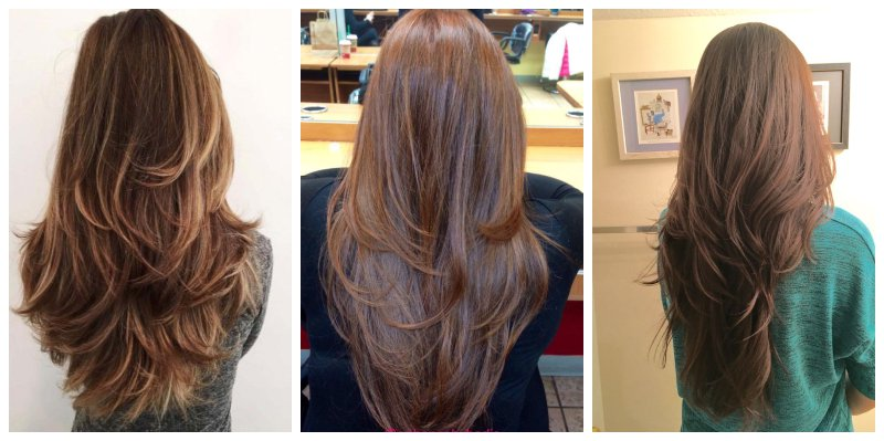 20 Gorgeous Layered Haircuts for Long Hair Girls Long layers