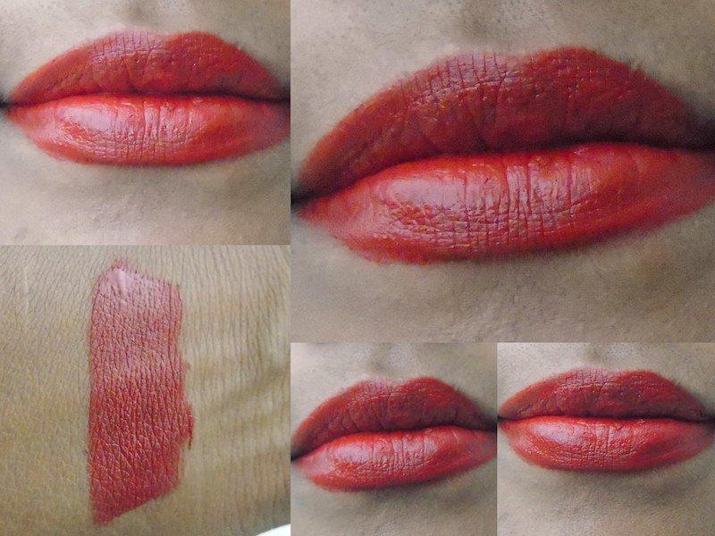 Physicians Formula The Healthy Lip Velvet Liquid Lipstick Redstorative Effects on lips