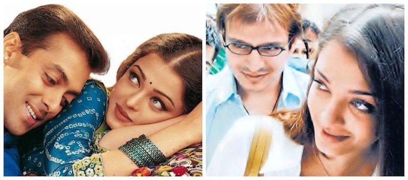 Salman Aishwara Rai Vivek Oberoi