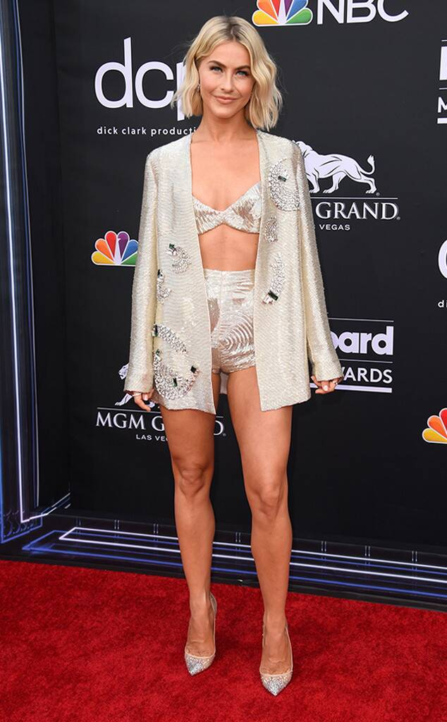Julianne Hough, 2019 Billboard Music Awards, Red Carpet Fashions