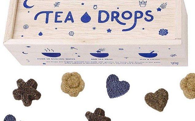 Tea Drops landscape cropped