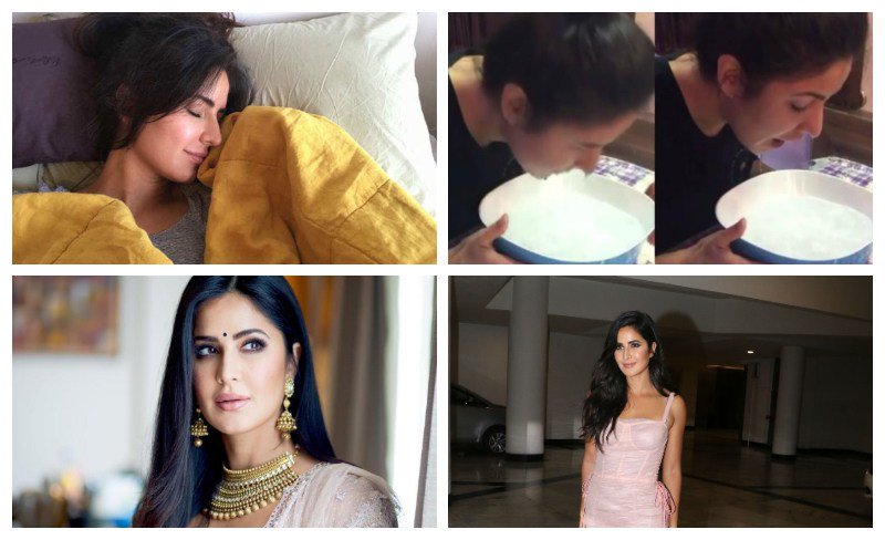 Steps to Do Katrina Kaifs Ice Facial At Home