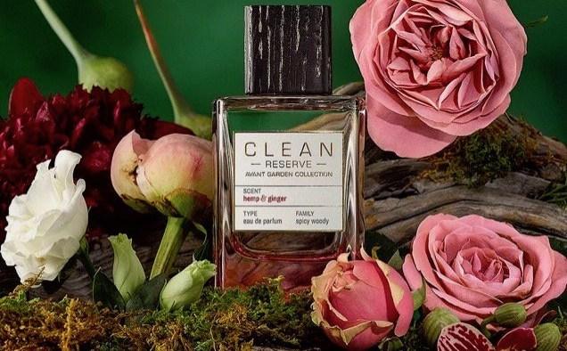 Clean Reserve Avant Garden Collection Hemp Ginger Eau de Parfum landscape cropped