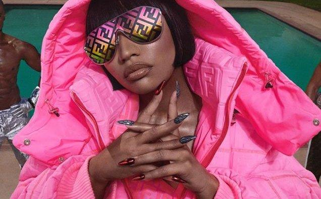 Nicki Minaj Fendi Landscape
