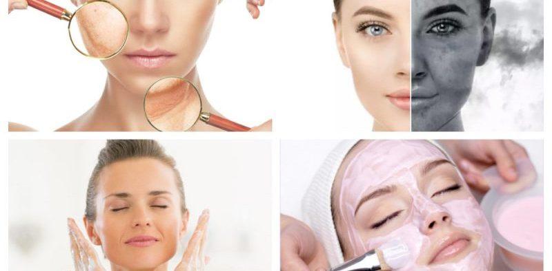 skin pollution