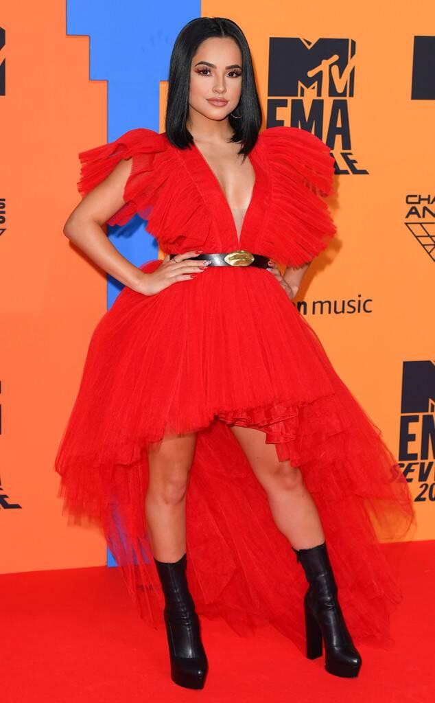 Becky G., MTV EMA