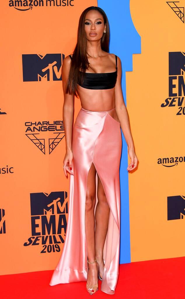 Joan Smalls, MTV EMA