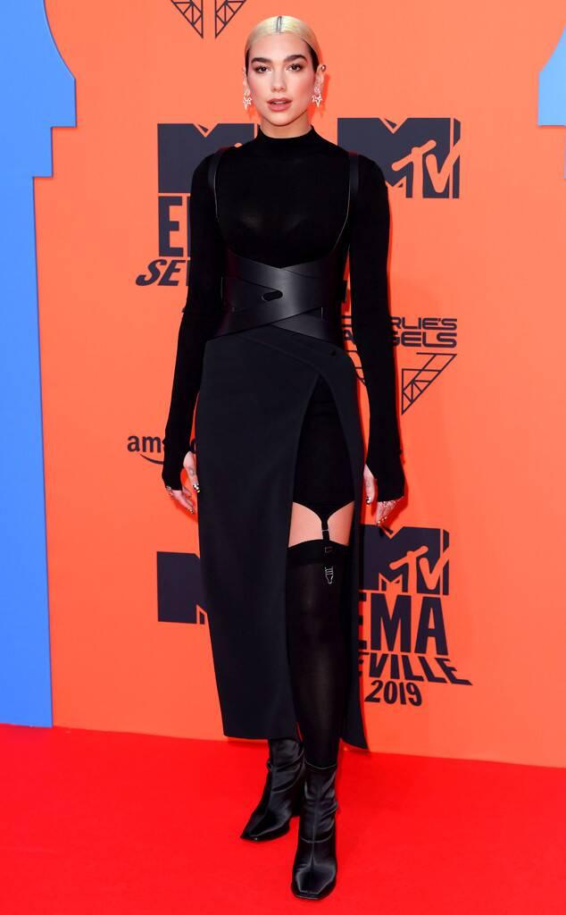 Dua Lipa, MTV EMA