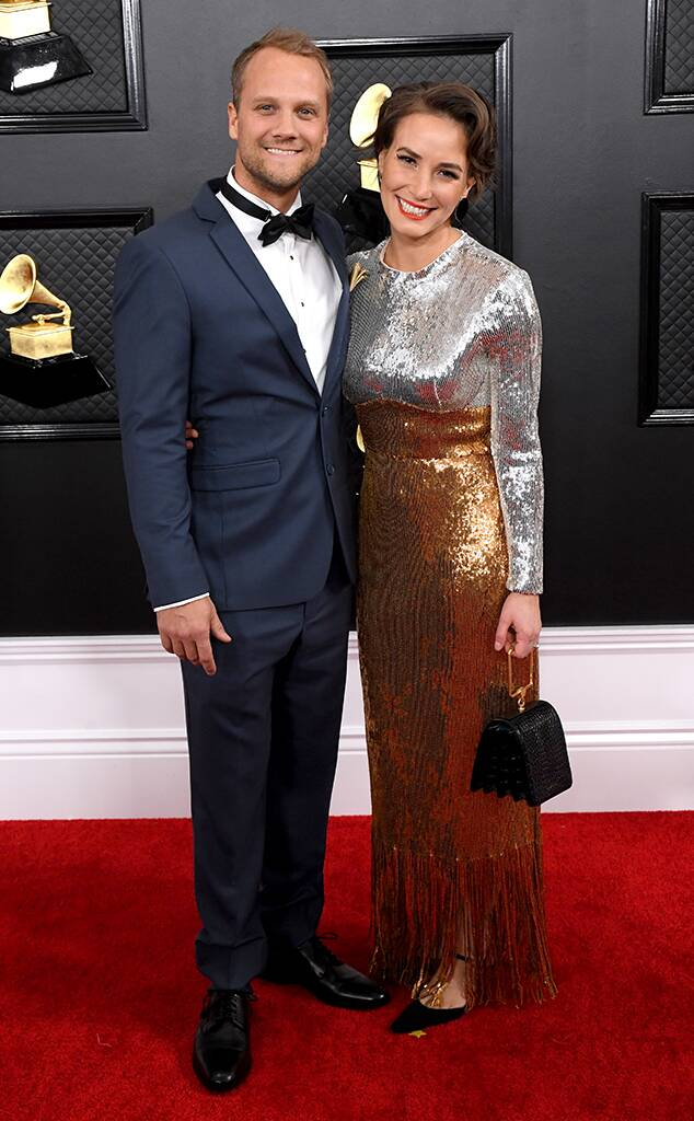 2020 Grammys, Grammy Awards, Couples, Andrew Ripp, Carly Ripp