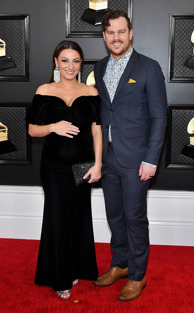 2020 Grammys, Grammy Awards, Couples, Erin Hulse, Ethan Hulse