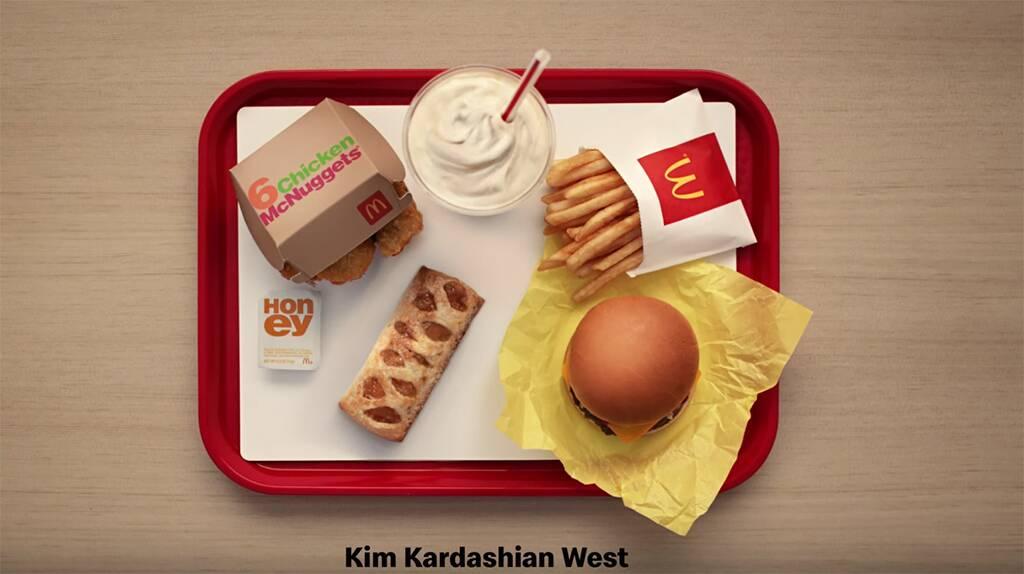 McDonald's, Super Bowl 2020, Ad, Kim Kardashian