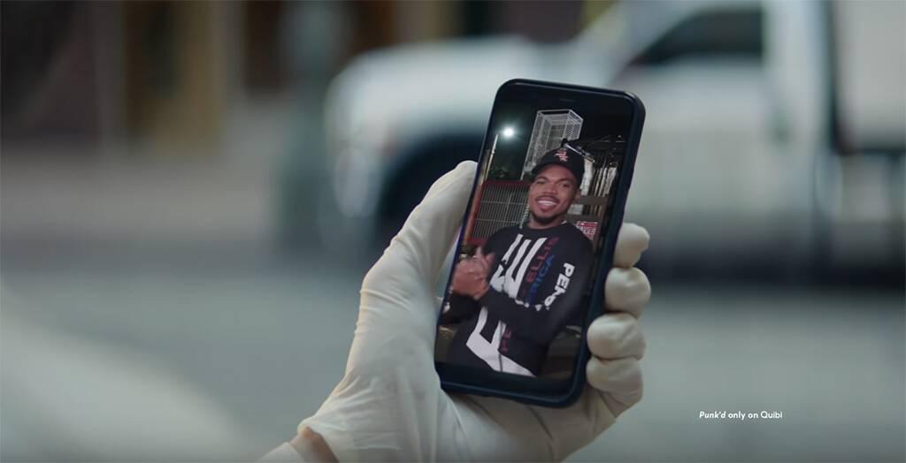 Quibi, Super Bowl 2020, Ad