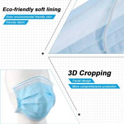 Cotton Disposable Face Mask