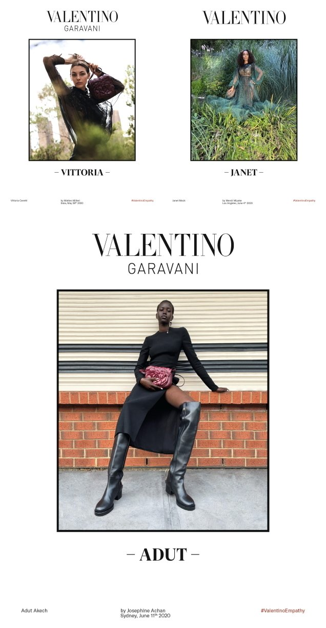 Valentino F/W 2020.21